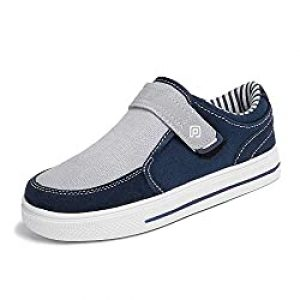 DREAM PAIRS Boys Girls Loafer