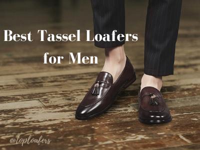 Best Tassel Loafers for Men