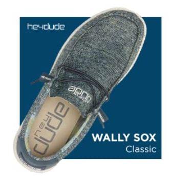Hey Dude Men's Wally Sox Loafer