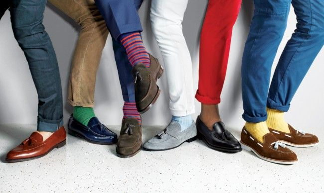 How to Wear Your Loafers? Best Way to Style Men's Loafers