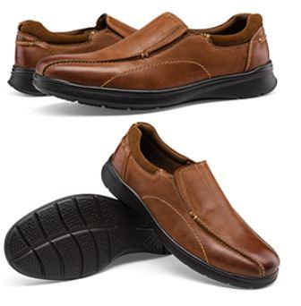JOUSEN Men's Slip On Loafers Jungle for Men